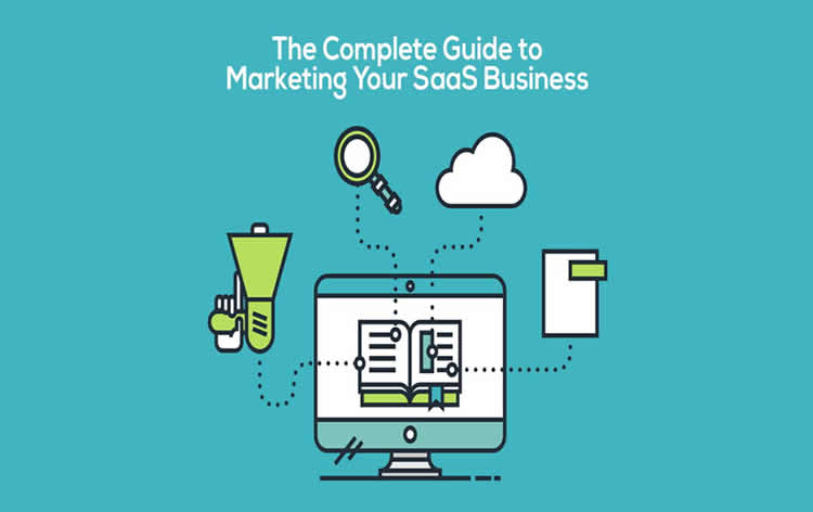 The Complete Guide to SaaS Marketing - 100% Free eBook