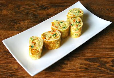 omlet po koreańsku