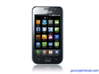 Cara Flashing Samsung Galaxy S SL GT-I9003