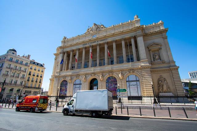 Camera di commercio-Marsiglia