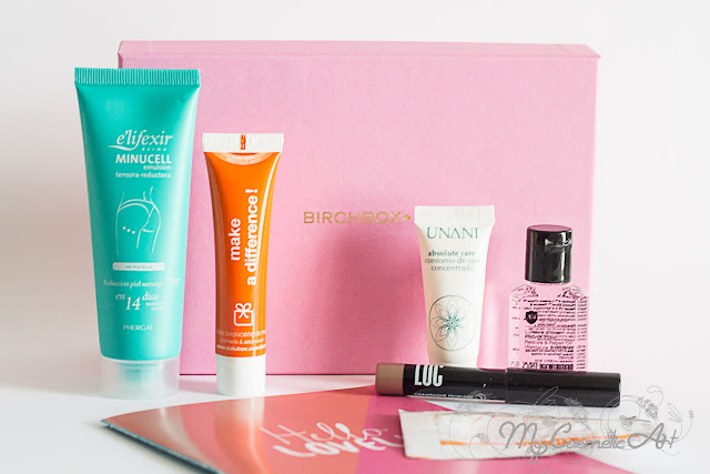 Birchbox Febrero 2016 opinion