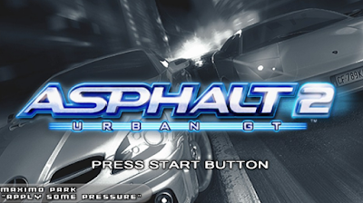 Download Asphalt Urban GT 2 ISO/CSO PSP PPSSPP For Android High Compress
