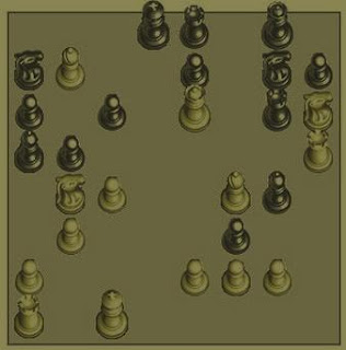 Hard Logic Chess Puzzle