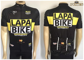 Camisa Lapa Bike Black
