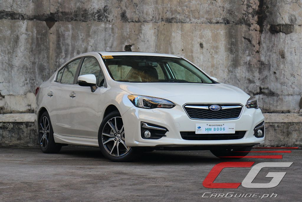 Review 2017 Subaru Impreza 2 0i S Philippine Car News Car
