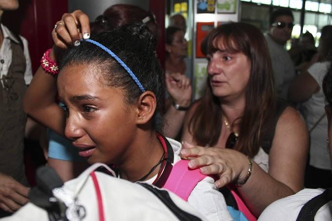 Delegación de Gobierno bloquea a 250 niños saharauis que venían a Madrid con el programa 'Vacaciones en paz'.
