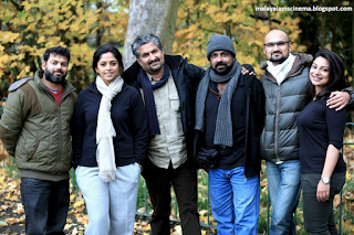 Crew of Malayalam film 'English'