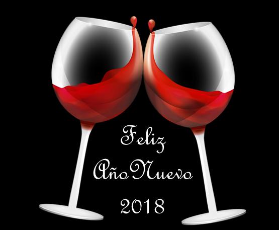 ® Colección De Gifs ®: TARJETAS DE FELIZ AÑO NUEVO 2018