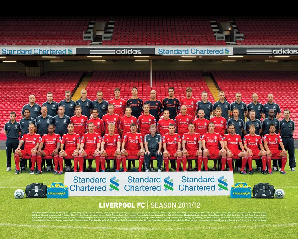 Skuad Liverpool 2011-12