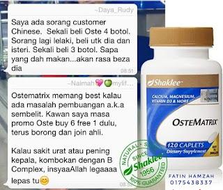 Ostematrix-atasi-sembelit