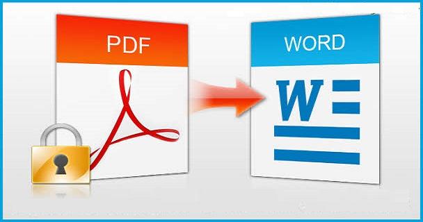 لائحة لأفضل برامج تحويل pdf الى word والعكس