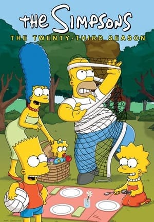 Os Simpsons - 23ª Temporada Desenhos Torrent Download capa