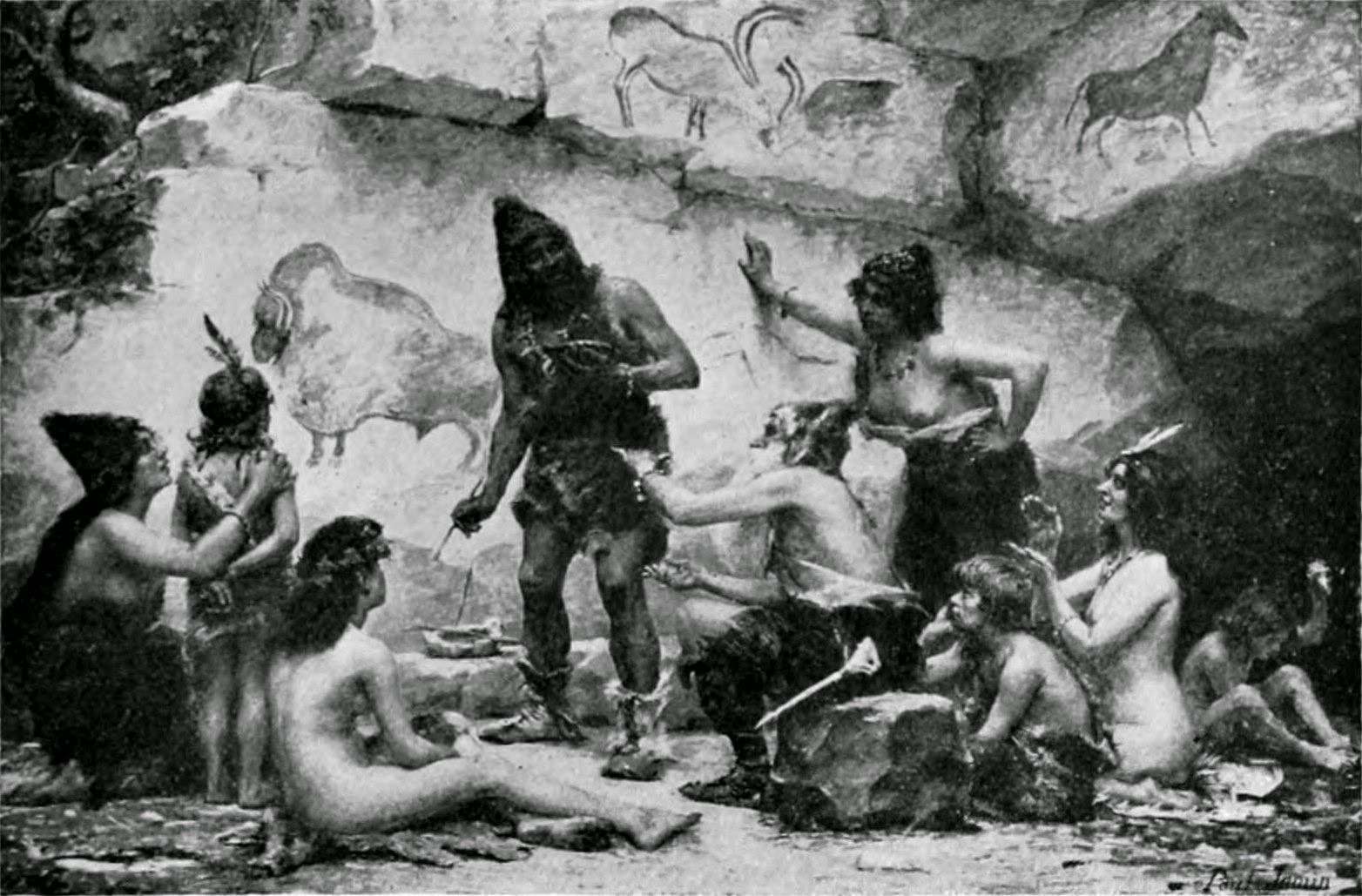 Pengertian Prasejarah atau Praaksara