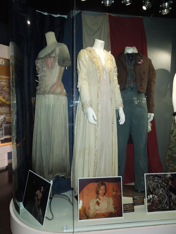 Les Miserables movie costumes