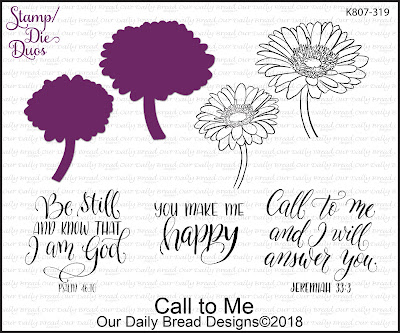 Stamp/Die Duos: Call to Me