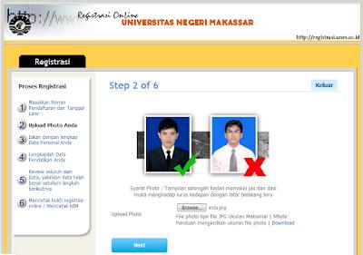 Pendaftaran Ulang UNM Makassar Jalur SNMPTN 2016
