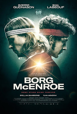 Borg vs McEnroe 2017 English Full Movie Download in 720p
