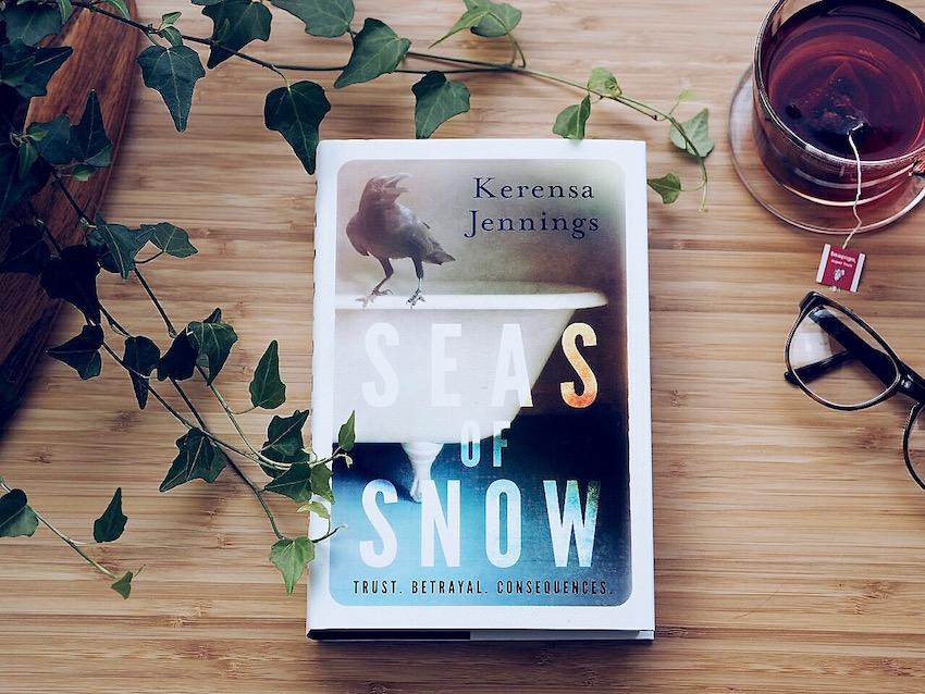 Seas of Snow by Kerensa Jennings