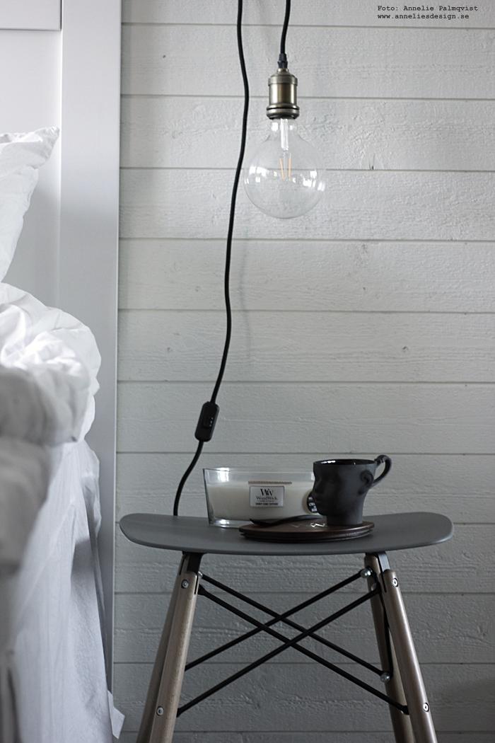 annelies design, webbutik, webshop, nätbutik, nätbutiker, inredning, tavla, tavlor, sovrum, sovrummet, tvättbjörn, världskarta, poster, psoters, print, prints, konsttryck, inspiration, lampa, sänglampa, liggande panel, pall, ansikte mugg, kafffekopp, vitt, svart och vitt, getskinn, skinn, cirkuslampa, lampor, woodwick, doftljus, ljus
