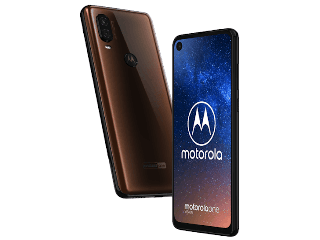 Motorola one Vision Is Powered by Exynos 9609