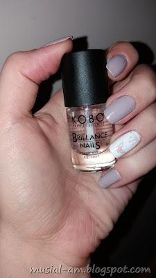 BUBEL? Kobo Brillance Nails - top coat