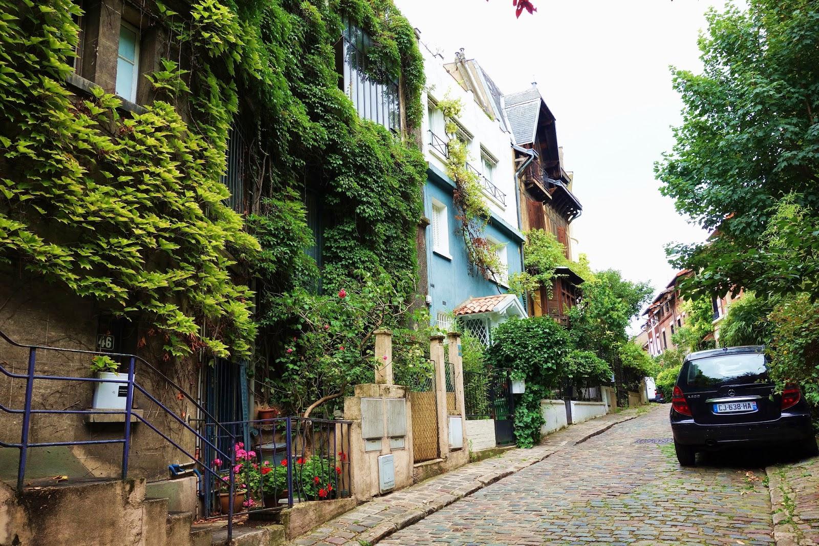 Paris Ville Fleurie