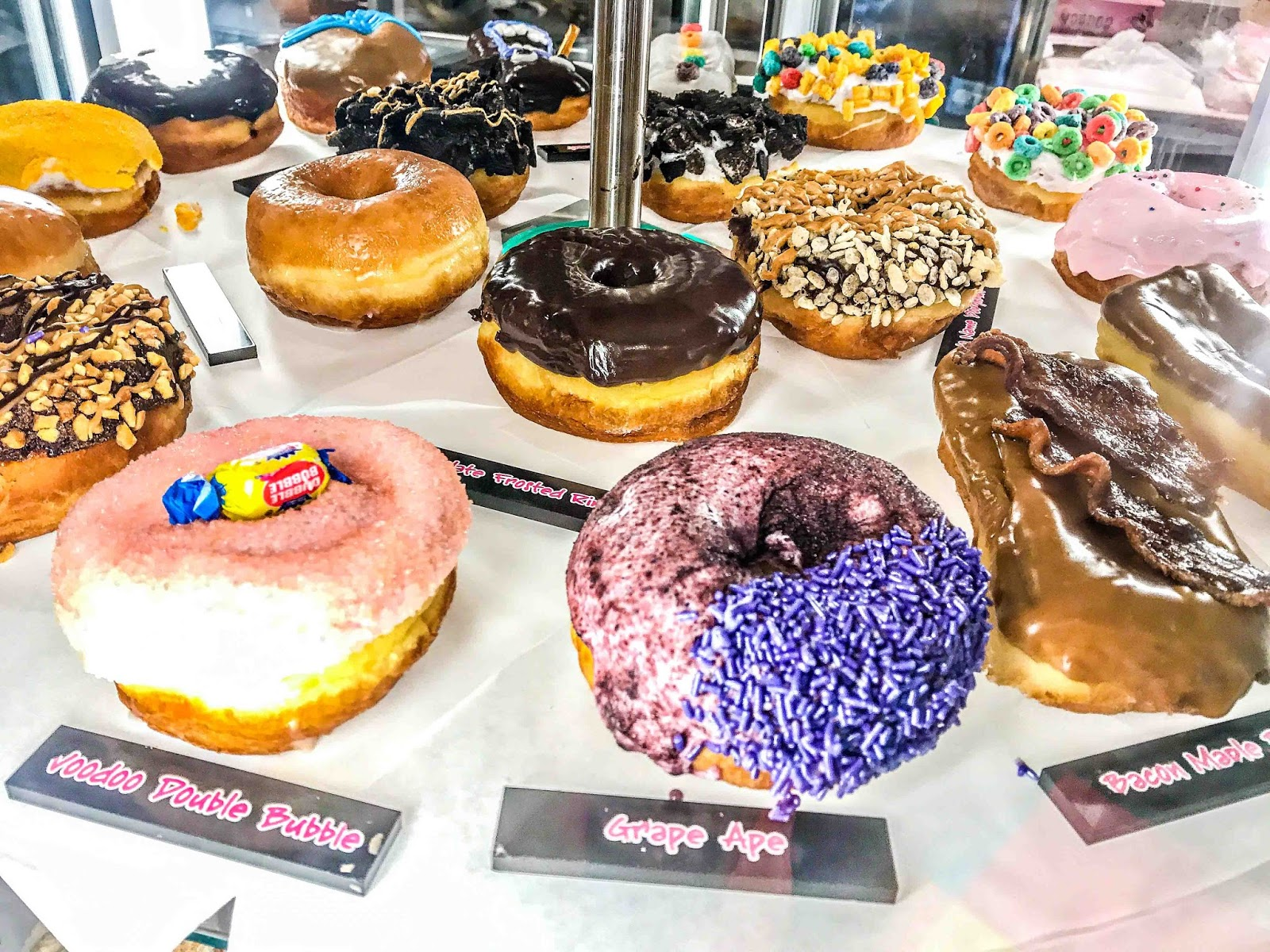 Voodoo Doughnuts