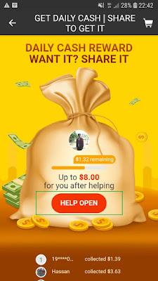 cara mendapatkan belanja gratis dari aplikasi gearbest android