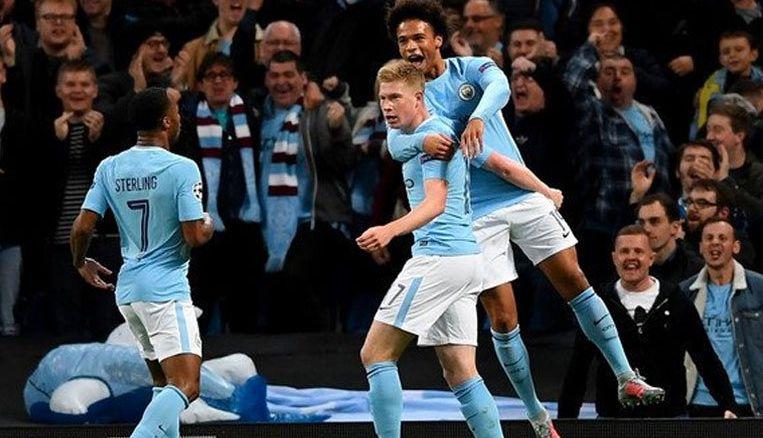 Champions: il NAPOLI perde a Manchester 2-1 contro il City, Mertens sbaglia un rigore