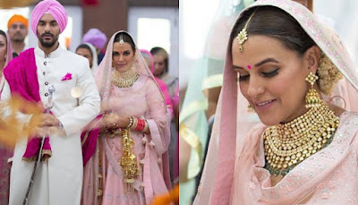 Neha-Dhupia-and-Angad-Bedi-wedding-photo