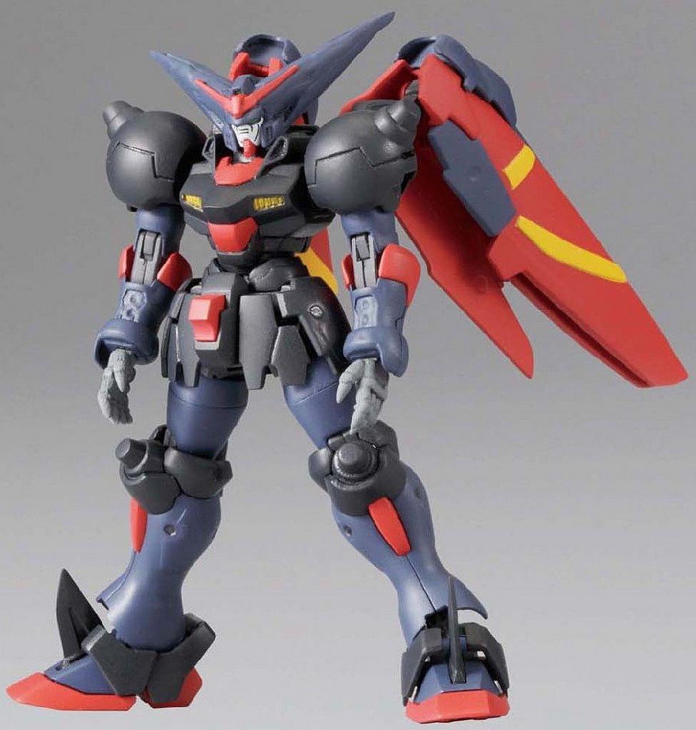 Tumacher Gunpla Inochi Hgfc 1 144 Master Gundam Amp Fuunsaiki Official Images By Muso