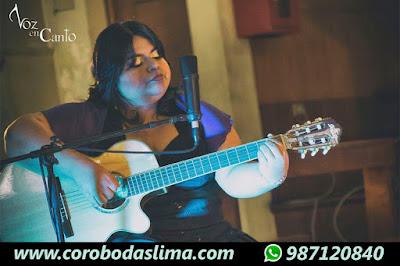 Coro Matrimonios La Molina