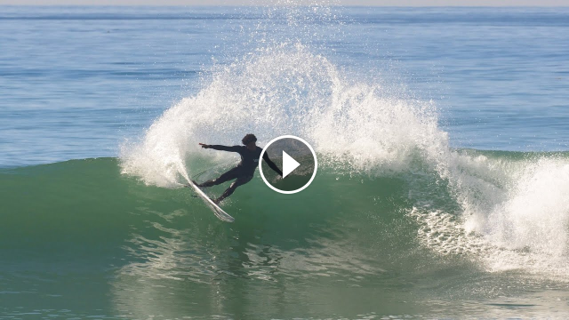 Channel Islands Surfboards Mikey February and the Happy