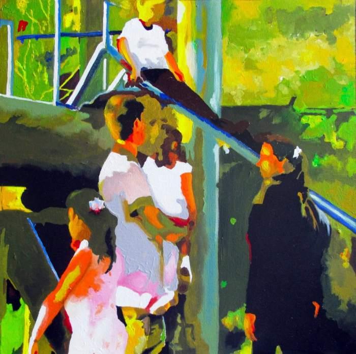 Повседневные заботы. Renato Araujo