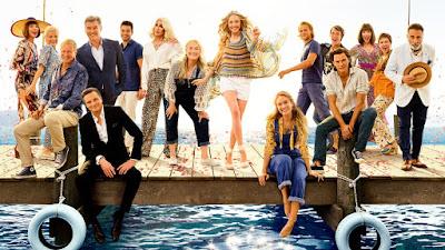 Junho na Amazon Prime Video - Mamma Mia! Lá Vamos Nós de Novo
