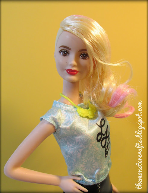 Barbie Fashionistas L.A Girl