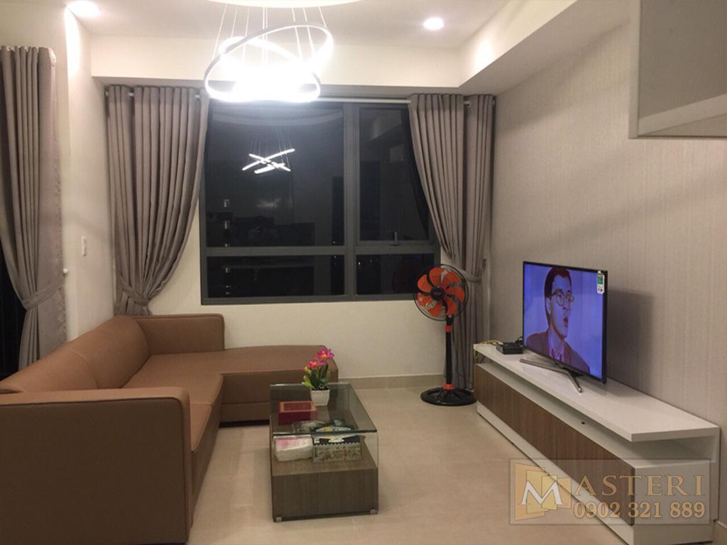 Bán căn hộ 2 phòng ngủ tầng cao có đầy đủ nội thất - hinh 3
