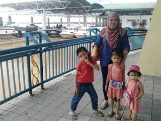 Keluarga Noor Azlan, Keluarga Blogger Noor Azlan, inspirasi suami