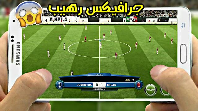 تحميل لعبة فيفا 18 اوفلاين للاندرويد FIFA 18 باخر الانتقالات والاطقم الاصدار الاخير خرافية
