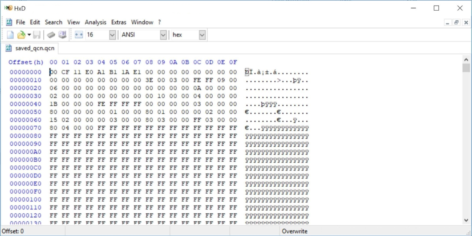 HxD 2 2 1 0 - Hex Editor and Disk Editor - Nadierra