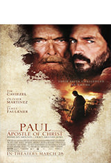 Paul, Apostle of Christ (2018) BRRip 1080p Latino AC3 5.1 / Español Castellano AC3 5.1 / ingles AC3 5.1 BDRip m1080p