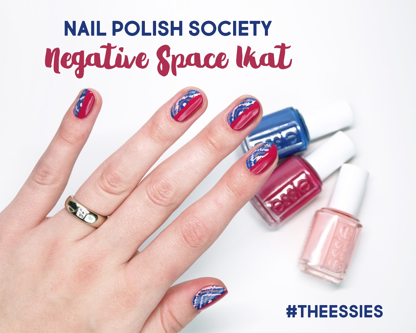 Nail Polish Society The Essies 2017 Top Ten Finalist Nail Art