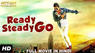 Ready Steady Go (Abbai Class Ammayi Mass) (2018) Hindi Dubbed HDRip | 720p | 480p