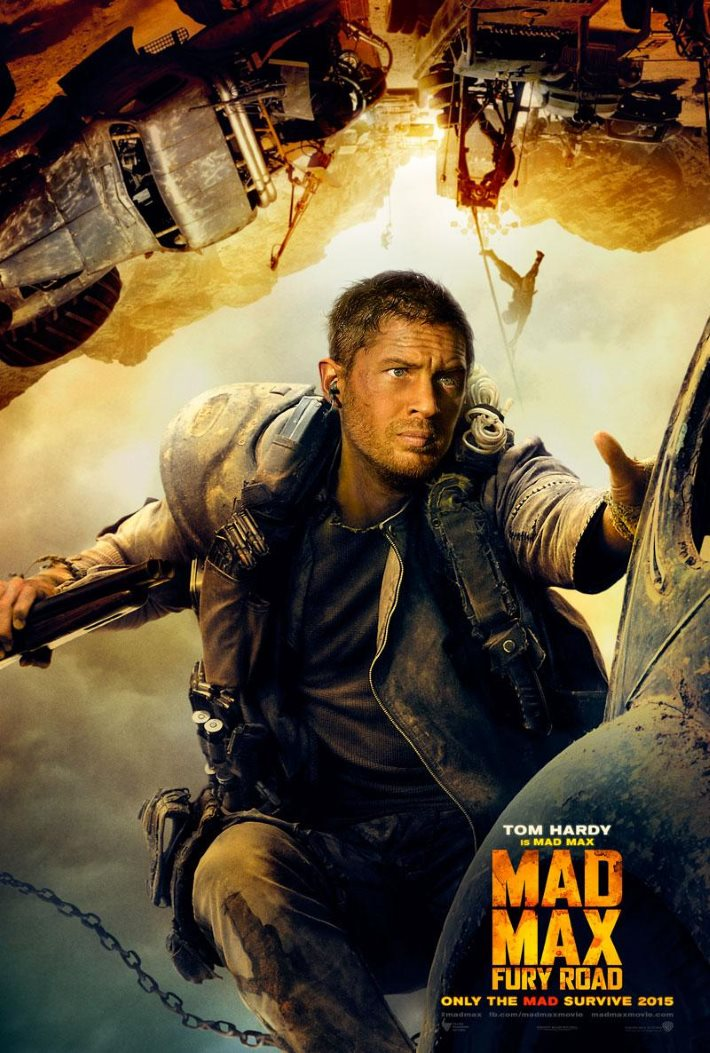 Poster 2: Mad Max Fury Road