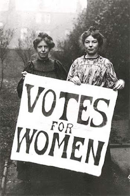 Today in Southern History: Women's Suffrage