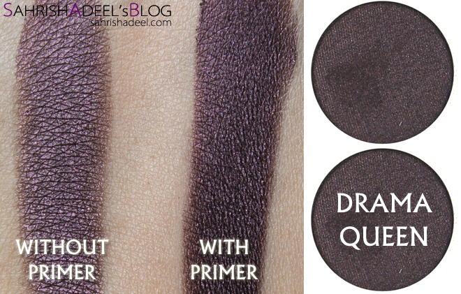 Makeup Geek Pressed Eyeshadows - Drama Queen