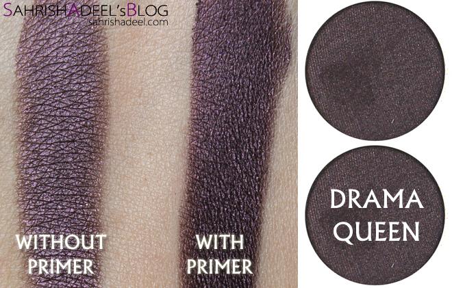 Makeup Geek Pressed Eyeshadows - Drama Queen