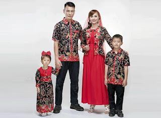 bisnis jahit baju seragam keluarga