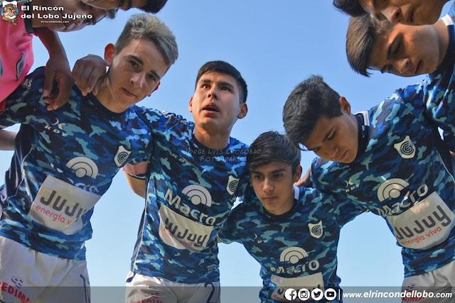 Fotos | Sub 17 | Fecha 9: Gimnasia 5-0 Gimnasia y Tiro | Regional del NOA