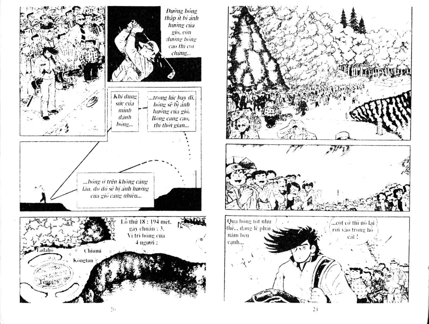 Ashita Tenki ni Naare chapter 10 trang 9